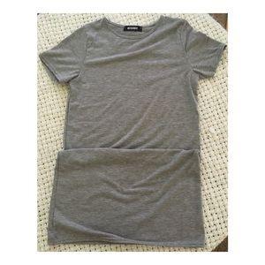 Missguided t shirt dress